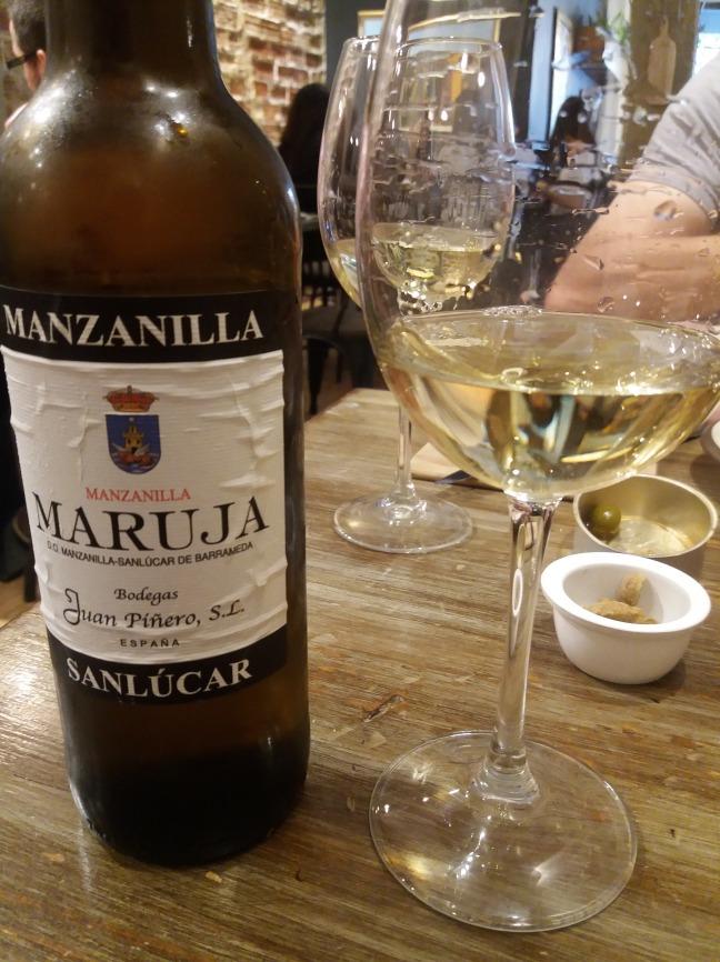 tasque manzanilla